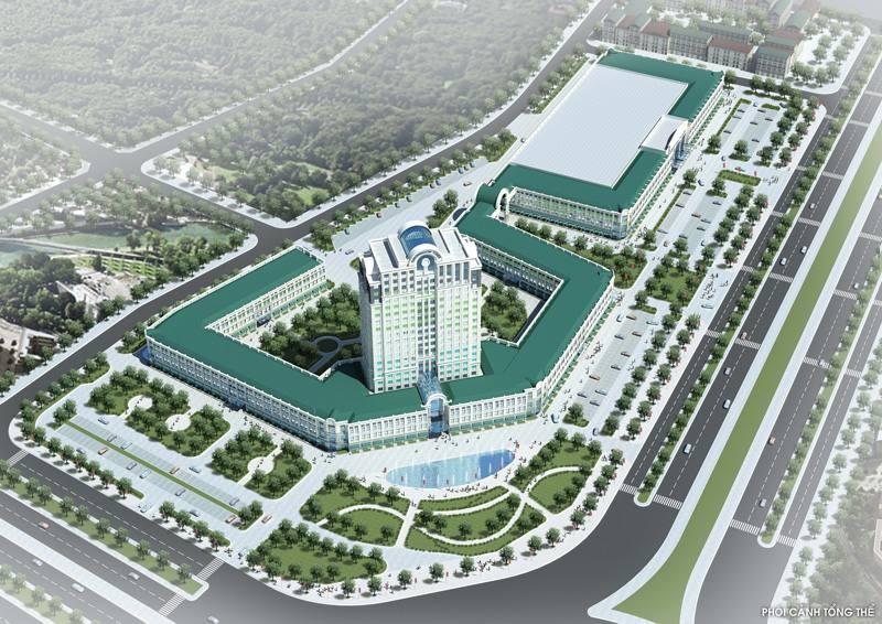 Công trình Melinh Plaza Thanh Hóa