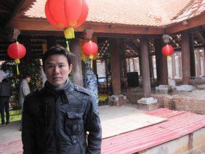 Anh Nguyễn Hữu Tảo - Giám đốc bán hàng của Công ty