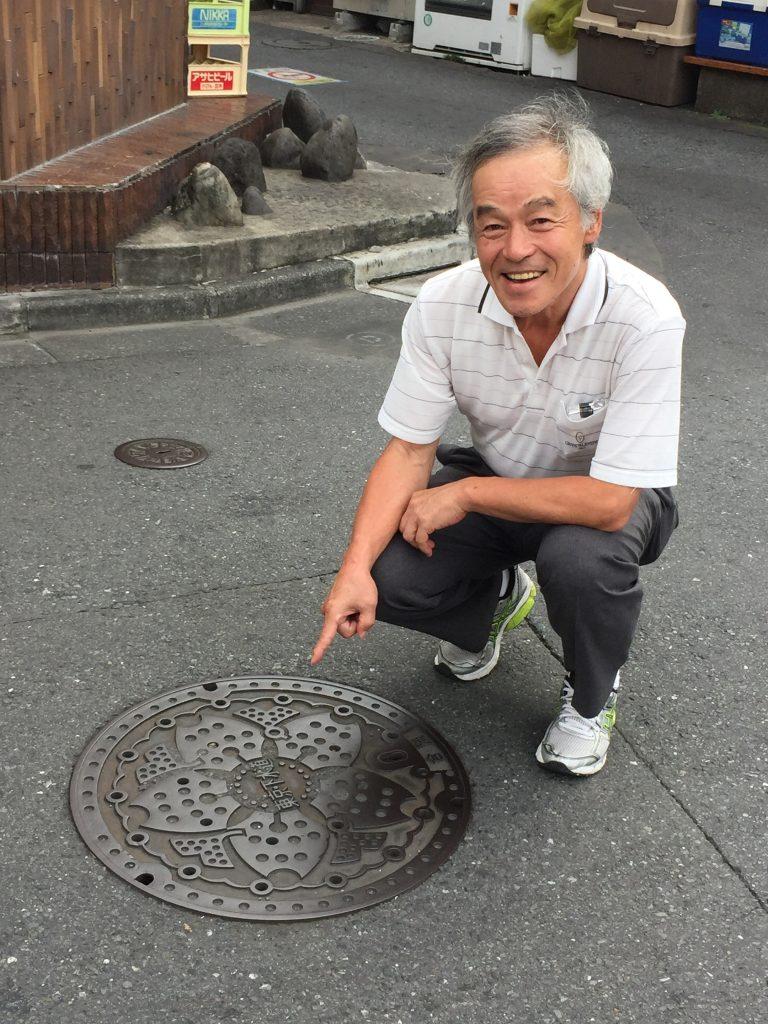 Ông Hidetoshi Ishii. Ảnh: The Japan Times